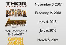 Upcoming Marvel Movies