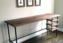 다이닝 공간 / 다이닝 테이블, 의자등 다이닝 공간에 사용할 가구모음