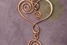 Jewelry - Wirework, Findings, Musings, and Beads / by Stephanie Weiss