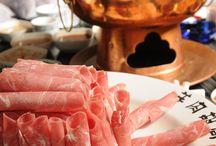 Chinesisches Fondue | Hot Pot | Feuertopf | Shabu Shabu / Die besten Rezepte für asiatisches Fondue  sichuan hot pot, dipping sauces, fondue bourguignonne, fondue chinoise, silvester essen, silvester menü #asianfood