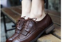 New 2014 vintage women flats genuine leather oxford shoes for women-inFlats from Shoes on Aliexpress.com