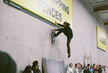 Skateboardin' inspiration