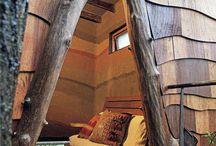 Treehouse / The barn ideas
