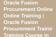 Oracle Fusion Procurement cloud Online Training / Rudra IT Solutions is one of the Promote leading IT Services and Oracle Fusion Procurement Online Training  solutions along with IT Online training conservatory, with latest Industry offering technology in Hyderabad,India, USA, UK, Australia, New Zealand, UAE, Saudi Arabia,Pakistan, Singapore, Kuwait. _http://www.rudraitsolutions.com/fusion-applications/oracle-fusion-procurement.php