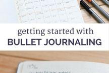 Inspiração: Bullet Journal