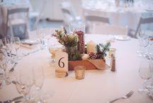 decor / rad wedding decorations and details