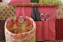 Pods, purses, pockets and pincushions