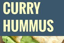 Hummus, Salsas and Dips