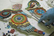 Mozaika krakel / T U T O R I A L