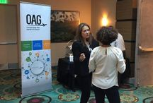 Events / The events OAG host or are involved in, all over the world.