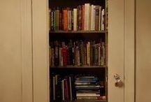 Bookshelves & Storage