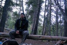 John Muir Trail Gear