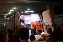 Emirgazi'de Kaza: 4 Yaralı