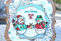 Joy Clair - Snowman Wishes