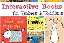 Babies and Toddlers / Because it's never to early to start reading!