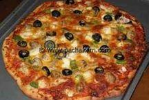 Easy Pizza Recipes  / Easy pizza recipes