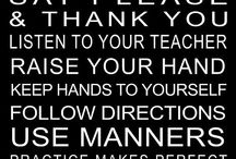 Teaching - classroom posters