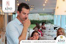 Kivo Wine Tasting / #winetasting #kivo #cellar #wine #kivohotel #skiathos www.kivoskiathoscollection.com