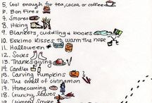 autumn / the best time of the year / by elizabeth swaney