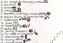 Autumn / by Diana Larsen