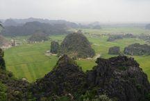 Vietnam / Parcours depuis Ho Chi Minh puis en remontant vers Mui Né, Dalàt, Nha Trang, Hoi An, Hué, Hanoi et Halong Bay.