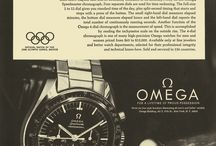Omega Speedmaster Advertising
