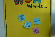 Vocabulary / by Sarah Wise