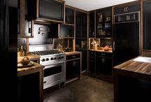 Black Kitchens / PaintRight Colac Black Kitchens Go Dark