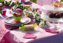 Les belles tables - Nice tables