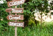 wedding ideas / by Margaret Arnett
