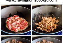 Tasty beef recipes