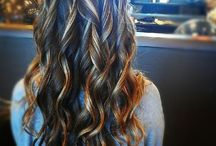 Hair(Colour and Style)