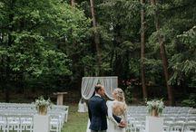 Ślub Greenery