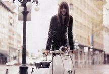 motorcycle&girl