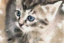 Art - Animal Paintings