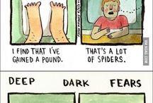 deap dark fears