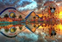 Theme Parks & Museums
