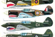 Aviation boards
