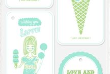Mint Green / by Steph Bond-Hutkin | Bondville