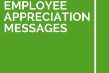 Employees messages