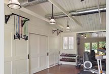 Home gym / by Lindsey Sway