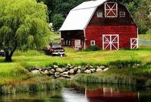 {Country Barns}