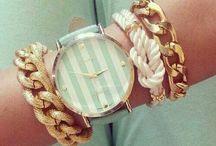 Jewelry, watches & sunglasses