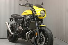 XSR700 By S2 Concept