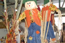 Fall Decor / Apple Harvest Festival and The Scarecrow Invasion are coming soon to Meaford.