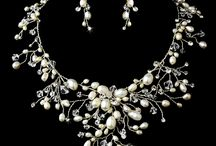 Bridal Jewelry Sets / Bridal jewelry sets for the elegant bride and her bridal party.