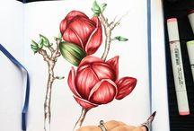 рисунки и арты
