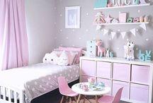 Big girl(s) bedroom