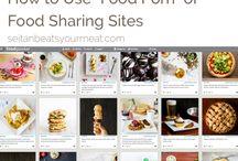 Blogging / Blogging tips, behind the scenes of blogging, and food blogging.