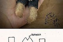 Javorkowo / Zabawki handmade